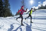 Cross-Country Ski Schools in the holiday region Three Peaks