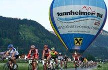 10. Cycling marathon Tannheimer Tal