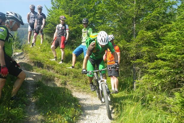 Vom Sporthotel Loisach zur 3-Seen-Tour in der Tiroler ZugspitzArena