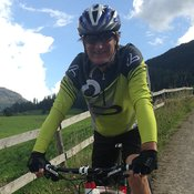 Gerfried Gaugelhofer, Mountainbike-Guide und General Manager im CUBE Savognin