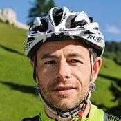 Klaus Irsara, 360° Bergliebhaber und Bike-Experte in der Region