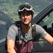 """Marco Böni, Produktmanager """"Bike"""" in der Region"""
