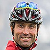 Peter Schlickenrieder, ehemaliger deutscher Skilangläufer und Bikefan
