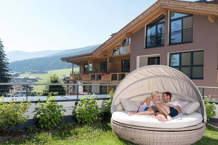 Wellnessurlaub in Leogang