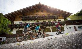 Bike Gasthof Friedlwirt Unken