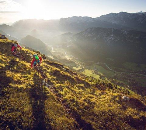 Wetterkreuz Trail Saalachtal Pinzgau