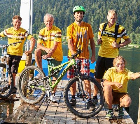 Bikeguides Feriendorf Kirchleitn Kärnten