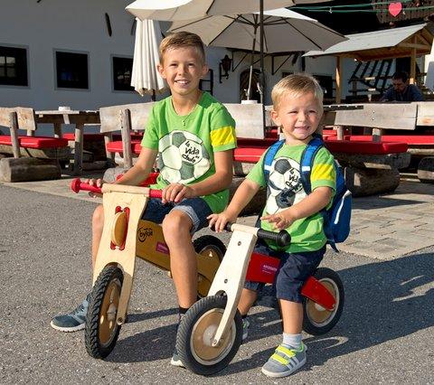 Bike und Family Feriendorf Kirchleitn