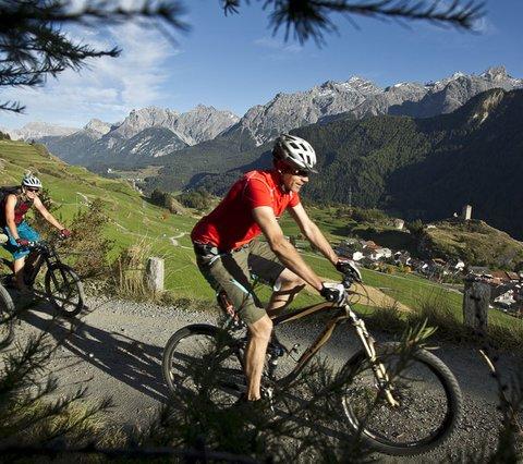 Alptrails - Mountainbikeschule