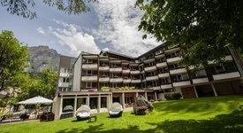 Parkhotel Quellenhof in der Schweiz