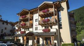 Bio Hotel Brusago im Trentino