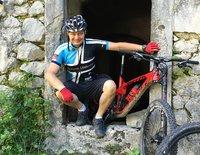 Hannes Nindler Alpe Adria Weltkriegs-Transalp 2016
