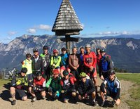 Alpe Adria Weltkriegs-Transalp 2016