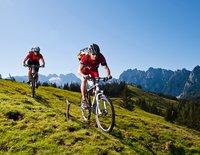 Mehrtagestour Dachstein Mountainbike (c) OÖ Touristik