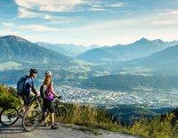 Mountainbike-Mehrtagestour Bikeschaukel Tirol (c) TVB Innsbruck Mario Webhofer