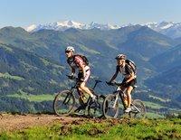 Mountainbiken Hohe Salve (c) TVB Hohe Salve Hannes Dabernig