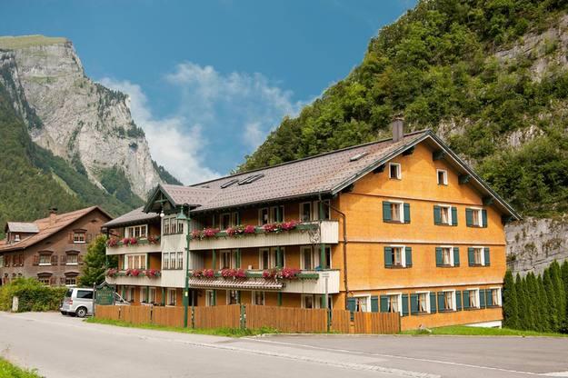 Hotel Adler Au Osterreich