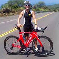 Roman Seigmann<br /> Triathlet beim X3-Team &amp; Absolvent vom Triathlon auf Hawaii