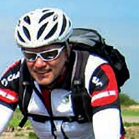 Ralf Schanze,<br /> cyclist, journalist and a professed fan of Spain