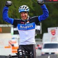 Pierre Bischoff,extrémní závodní cyklista