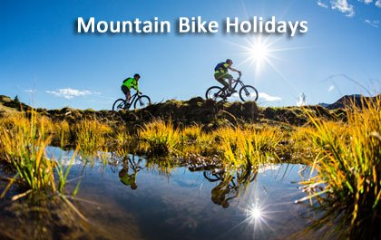 Mountain Bike Holidays - Box