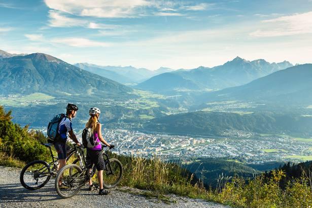 Guter Vorsatz für das neue Jahr: eine Mountainbike Mehrtagestour