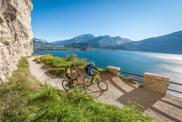 Mountainbike urlaub gardasee