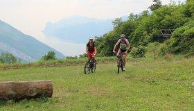 Mountainbike Gardasee (c) Kathrin Thoma-Bregar