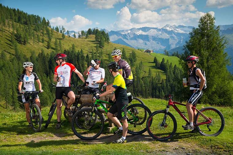MTB holidays at Salzburger Land, Großarl