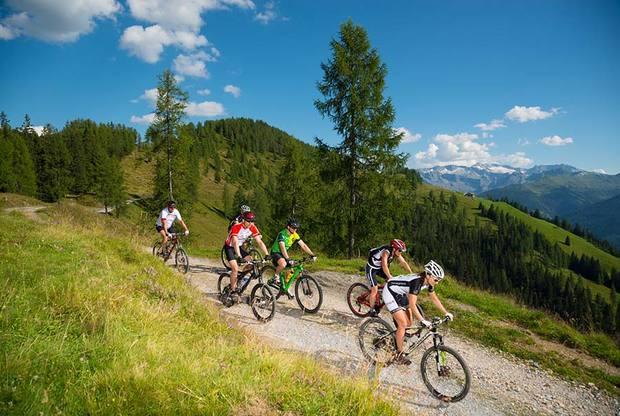 Grossarltal Mountainbike Region In 214 Sterreich