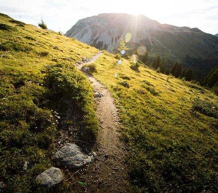 Mountainbike Urlaub - Scuol - Graubünden