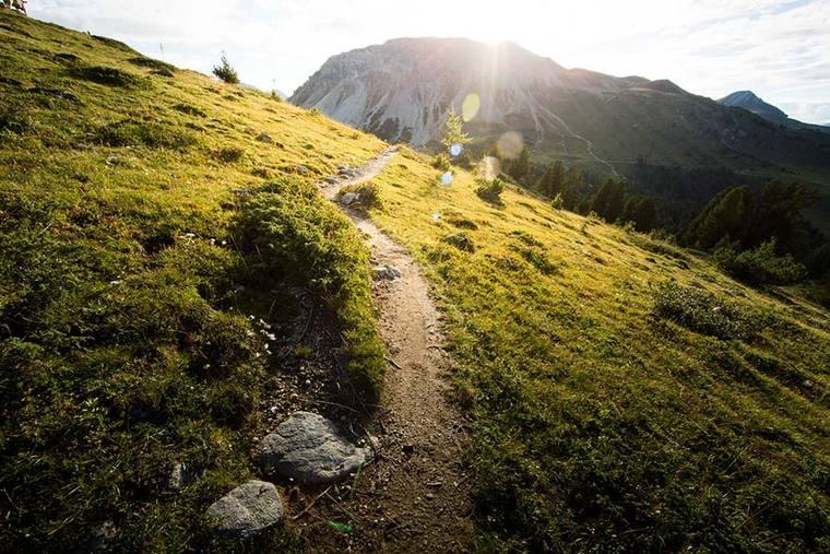 Mountainbike vakantie - Scuol - Graubünden