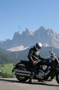 biker package - 6 nights