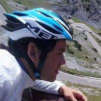 Fabio Negri, former racing cyclist