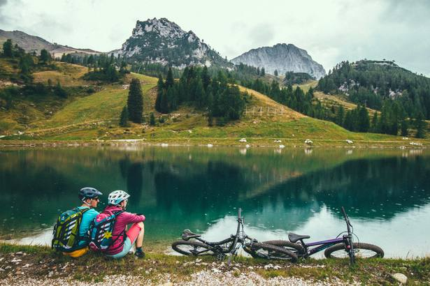 The best lakes for MTB