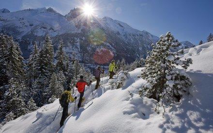 Skitour in Kandersteg