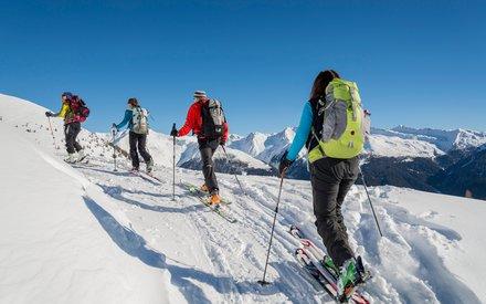 Skitour im Gsieser Tal