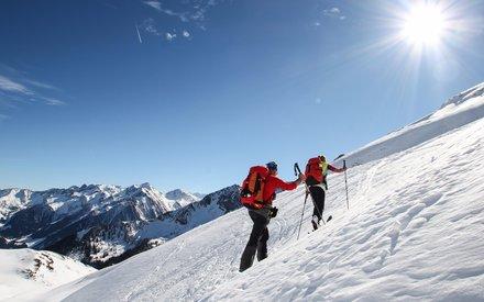 Skitouren in Zell am See - Kaprun