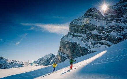 Skitouren in der Ramsau (c) birdyfoto