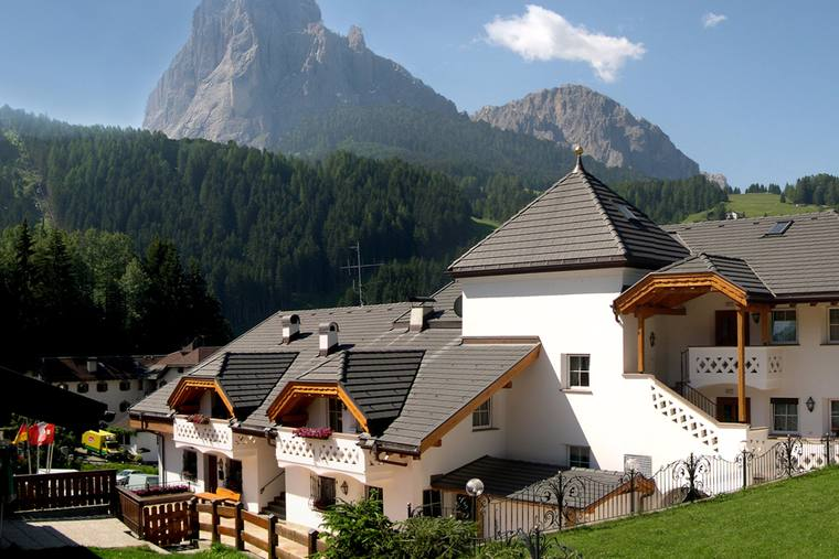 Mountainbike hotel in Italy
