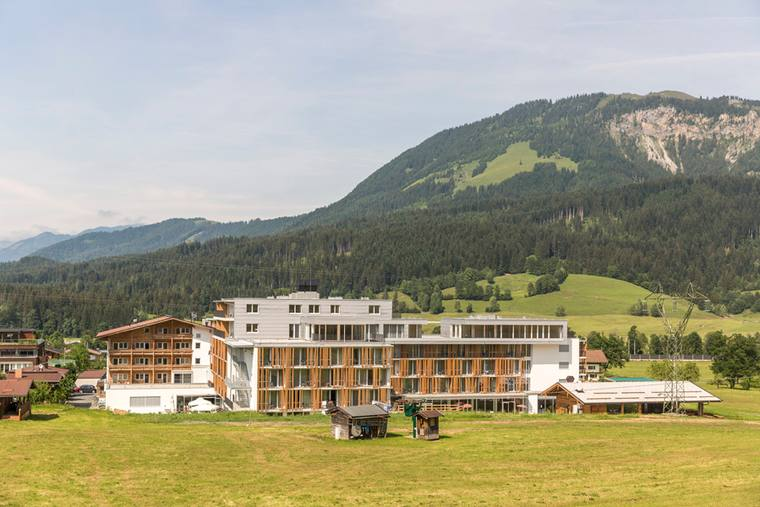Mountain bike hotel in Tyrol