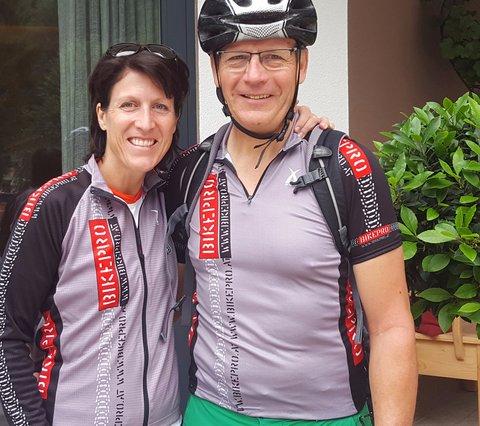 Bike-Kompetenz im Hotel Rupertus