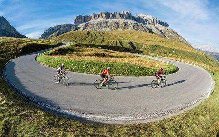 Rennradurlaub in Südtirol
