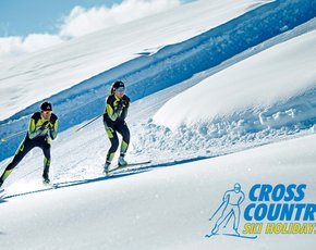 Any Cross Counrty Skiers among us?