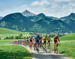 Experience the roadbike region at Tannheim Valley