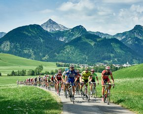 Experience the roadbike region Tannheim Valley