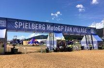 216.000 Fans und MoHo bei der Moto GP in Spielberg