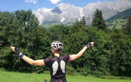 Rennradfahren Salzburger Land