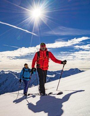 Skitouren-Camps in Österreich und Italien
