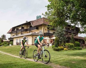 Roadbike unlimited in Hotel Marko 4* at the Klopeiner See
